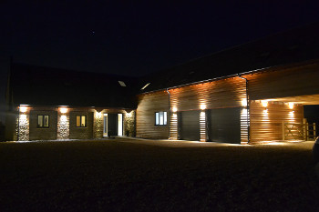 Cedar-Barn-Main-Night